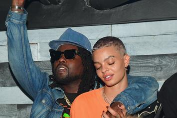 """Wale Makes It Clear That His Model Girlfriend Is A Black Woman Earning """"6-Figures"""""""