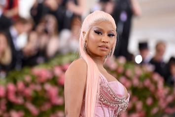 """Nicki Minaj Practices """"Three Times A Night"""" To Have Kids With Kenneth Petty"""