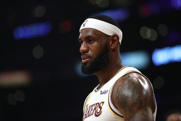 LeBron James Weighs In On Patrick Mahomes' Brutal Knee Injury