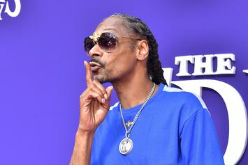Snoop Dogg Appears To Keep Trolling Tekashi 6ix9ine With Snitching Hat Post