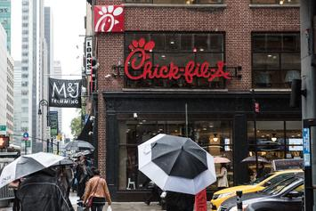 Chick-Fil-A To Close Their First Location In U.K. Amid Protests