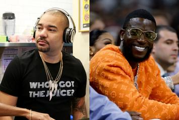 DJ Envy Responds To Gucci Mane Threatening To Slap Him
