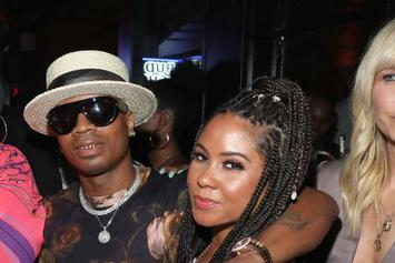 Plies Shows Love To Angela Yee Amid Gucci Mane Drama