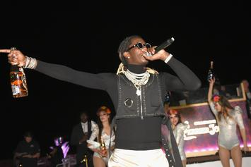 """Young Thug Calls On HBCUs For """"Hot"""" Battle of The Bands Challenge"""