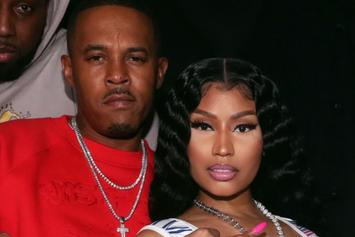 Nicki Minaj & Kenneth Petty Are Married But The Wedding Celebration Is Not Over: Report