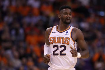 Suns' Deandre Ayton Hit With Lengthy Suspension: Charles Barkley Reacts