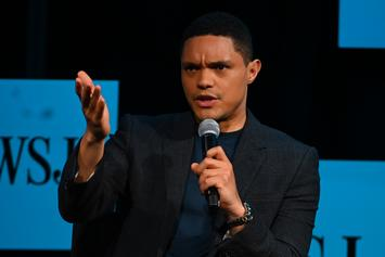 Trevor Noah Says People Don't Get N-Word Pass Just Because It's In A Rap Song