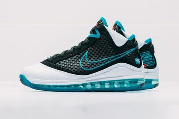 "LeBron James' ""Red Carpet"" Nike LeBron 7 Drops Today: Purchase Links"