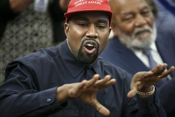 """Kanye West Implies Democrats Have """"Brainwashed"""" The Culture"""