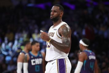 LeBron James Reacts To NCAA's Latest Student Athletes Decision