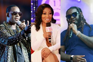 """K. Michelle Says R. Kelly Would Only Approve Of T-Pain As The """"Other King Of R&B"""""""