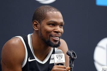 Kevin Durant Lists His Five Favorite NBA Players To Watch Right Now: Video