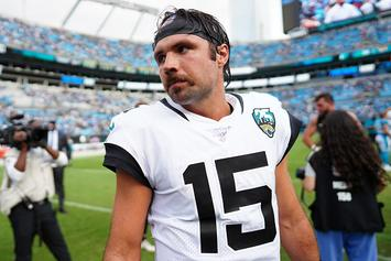 Jacksonville Jaguars Announce Minshew Mania Has Come To An End
