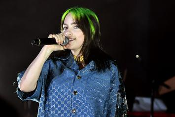 Billie Eilish Has A Mullet Now & She's Making It Look Cool