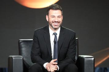 """Jimmy Kimmel Brings Back """"I Told My Kids I Ate All Their Halloween Candy"""""""