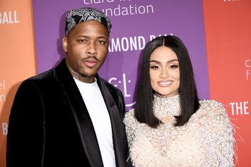 "YG & Kehlani Seemingly On Good Terms After Drunken Kiss: ""Mines"""