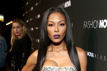 Moniece Slaughter Vows To Channel Omarion's Silent Energy In Lil Fizz Drama
