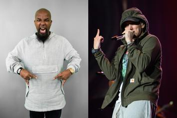 "Tech N9ne Sounds Off On Anyone Calling Eminem ""Culture Vulture"""