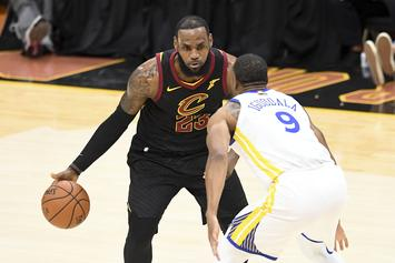 Andre Iguodala Purposely Being Kept From LeBron James, Says NBA Exec