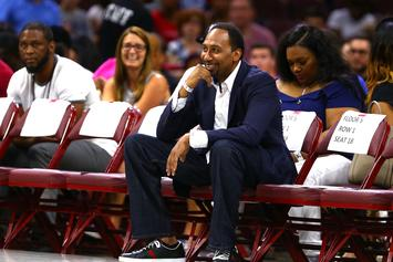 Stephen A. Smith Rips Houston Astros Apart In Light Of Cheating Scandal