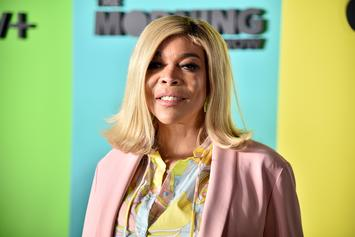 """Wendy Williams Says She Had An """"Intimate"""" Relationship With Eric B."""