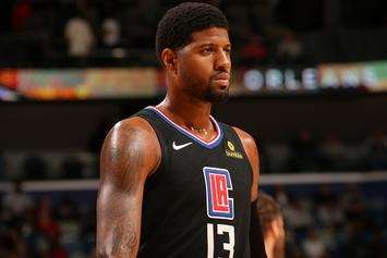 "Paul George Highly Critical Of His Clippers Debut: ""I Thought I Was Terrible"""