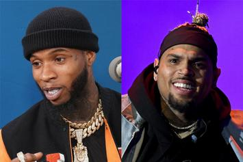 Tory Lanez & Chris Brown Have About 10 Songs Done For Collaborative Project
