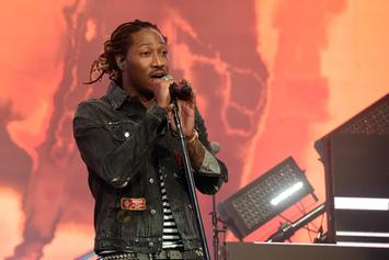 """Future Hints At His Paternity Lawsuits On New Song """"Last Name"""""""