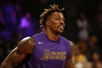 Dwight Howard Reacts To Seeing Kobe Bryant At Recent Lakers Game