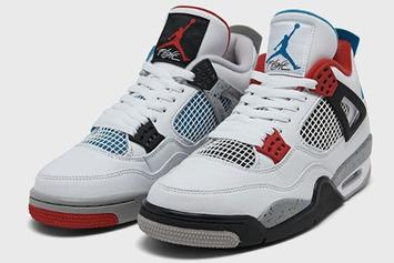 "Air Jordan 4 ""What The"" Foot Locker Locations Revealed: How To Cop"