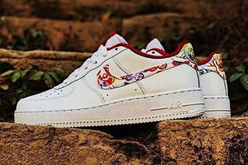 """Nike Air Force 1 Low """"Chinese New Year"""" Revealed: First Look"""