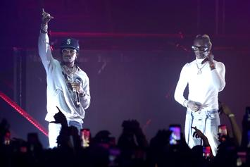 """Young Thug Brings Out Quavo & T.I. For """"Justin Bieber Big"""" Tour Finale"""