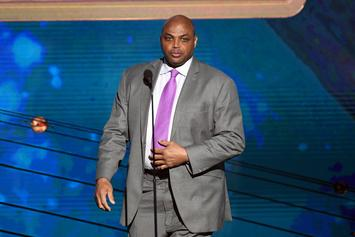 Charles Barkley Accused Of Making Violent Remarks To Female Reporter