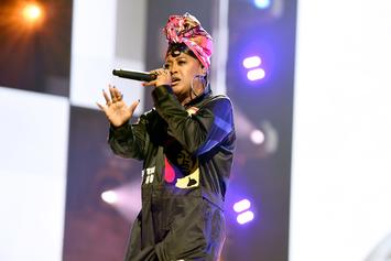 """Rapsody Addresses Grammy Snub: """"Disappointed. Yes. Frustrated...Beyond"""""""
