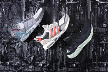 Star Wars x Adidas Space Battle Pack Now Available: Purchase Links