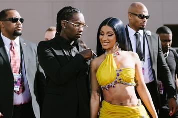 "Cardi B Turned On By Offset: ""I Want Some Grammy Nominated D*ck"""