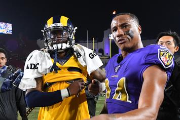 Marcus Peters & Jalen Ramsey Get Into Heated Altercation Following MNF Game