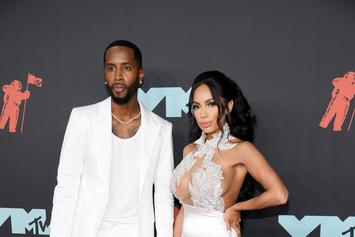 Safaree Does MJ Dance Routine At His & Erica Mena's Lavish Baby Shower