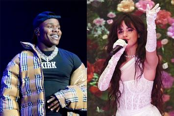 "DaBaby & Camila Cabello Have Steamy Collab On Her New Album, ""Romance"""