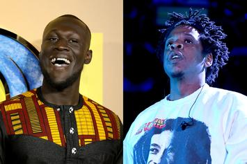 """Stormzy Turned Down A Jay-Z Collab: """"I Didn't Think It Was The Song"""""""