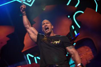 Instagram Gallery: The Rock's Most Insane Cheat Day Meals