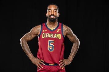 JR Smith Shows Off Elite Shooting Ability In New Workout Video: Watch