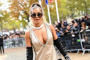 Rita Ora Sparks Dating Rumours With Rafferty Law