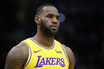 "LeBron James Accused Of ""Disrespect"" By NBA Announcers"