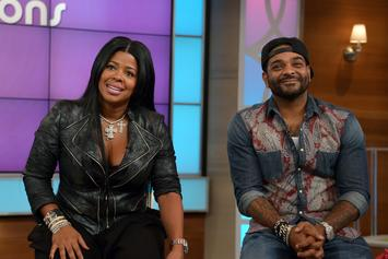 "Jim Jones Shows Love To Partner Chrissy Lampkin: ""I'm Always Gone Hold U Down"""