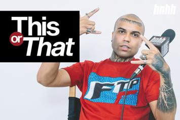 "Craig Xen Reveals His Go-To Eminem Album On ""This Or That"""