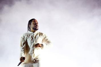 "Kendrick Lamar Track Bracket Finals: ""Alright"" Vs. ""Money Trees"""