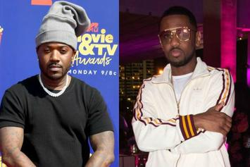 """Ray J Blames Himself For Fabolous Beef: """"Too Much Fun Then Tweaking Out"""""""