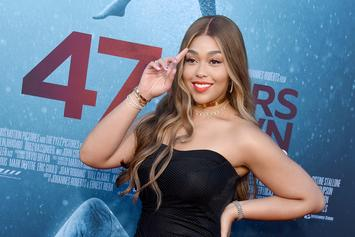 "Jordyn Woods Lie Detector Results To Be Revealed On Next ""Red Table Talk"""