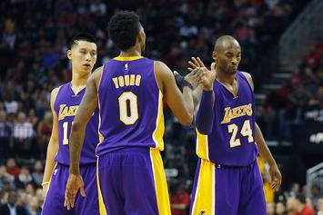 """Nick Young Recalls Inside Story Of Lakers' Infamous """"Charmin Soft"""" Practice: Watch"""